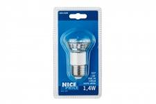 3294 Nice Price E27 Fassung NP LED Reflektor 1, 4W E27 Warmweiß