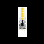 1, 8W G4 LED Leuchtmittel 12V AC/DC 3000K 180 Lumen