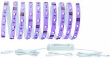 70329 Function BlackLight LED Stripe Set 3m 21, 6W 230/12V DC Schwarzlicht