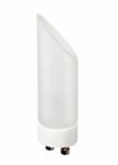 836.17 Paulmann GZ10 Fassung Halogen DecoPipe schräge Form 35W GZ10 230V 22mm Klar