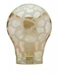 875.06 Paulmann Leuchtmittel Zubehör Glas AGL Krokoeis gold