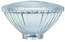 870.09 Paulmann Leuchtmittel Zubehör Glas PAR30 Minihalogen Silber/Klar