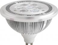 12 W GU10 QPAR111 LED Leuchtmittel Warmweiß 3000 Kelvin 760 Lumen