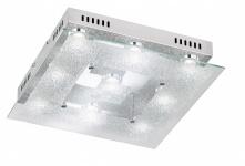 956209010000 Action Deckenlampe Brooks Deckenleuchte 9 x 5 W LED 3.000 K 3.780 Lumen Chrom