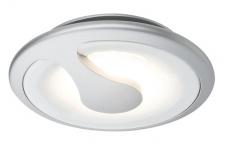 Premium EBL Set Side LED 1x6, 5W 230V/350mA 121mm Chrom matt/Alu