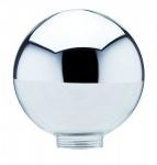 875.18 Paulmann Leuchtmittel Zubehör Glas Globe 100 Kopfspiegel Silber