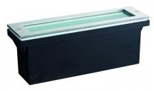 937.47 Paulmann Wand & Bodeneinbau Special EBL IP44 Wand max. 11W 230V E27 252x70mm Alu/Edelstahl