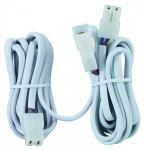 979.82 Paulmann Einbauleuchten Zubehör Kabelverlängerung 2x2m 0, 75qm 2x50W Weiß 12V
