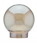 875.24 Paulmann Leuchtmittel Zubehör Glas Globe 60 Gold