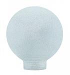 875.59 Paulmann Leuchtmittel Zubehör Glas Globe 60 Minihalogen Eiskristall