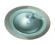 3621 Nice Price Einbauleuchten NP Basic Möbel EBL max.20W 12V G4 75mm Eisen gebürstet/Metall