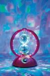 3578 TIP Dekoleuchten TIP Party LED Double Ball Tischleuchte 1, 5W Pink