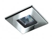 995.45 Paulmann Einbauleuchten Quality EBL Set Quadro 5x20W 105VA 230/12V GU5, 3 82mm Chrom/Stahlblech