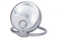 290.42 TIP Dekoleuchten TIP Smart LED Motion Ring Nachtlicht weiss Titan / Kunststoff
