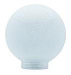 875.30 Paulmann Leuchtmittel Zubehör Glas Globe 80 Eiskristall