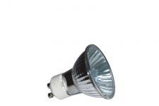 836.08 Paulmann GU10 Fassung Xenoncolor daylight Halogen Reflektor 50W GU10 230V 51mm Chrom