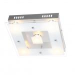 9102.05.01.0000 Wofi Deckenlampe Sphinx LED Deckenleuchte 5 x 5 W 3.000 K 2100 lm Chrom
