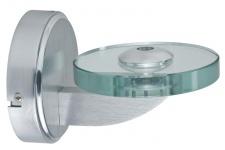 701.70 Paulmann Halogen Wandlampe Glas Rund G4 20W 12V