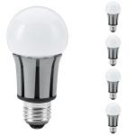 4er Set LED dimmbare 7W Leuchtmittel Sockel E27 Warmweiss 30.000H