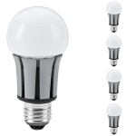 4x LED dimmbare 10W Leuchtmittel Sockel E27 Warmweiss 30.000H