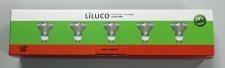5x 08013-5 LILUCO ECO Halogen GU10 40W Leuchten Direkt 08013-5