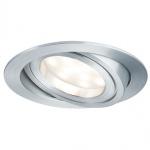 1x Einbauleuchten inkl. LED Modul 5, 5W 3000K Verbrauch Sehr Flach Komplett Set