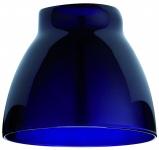 600.16 Paulmann Lampenschirme DecoSystems Schirm Wolbi max.50W Glas Schwarz