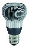 10 x 28067.10 Paulmann E27 Fassung LED R63 Reflektor 38° 4, 5W Warmweiß
