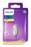 Philips 8718696578100 1, 2 W (10 W), G4, warmweiß, nicht dimmbarer Brenner