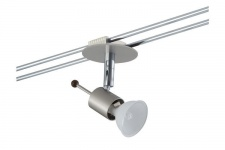 975.25 Paulmann Rail System Light&Easy Spot Sheela 1x35W GU5, 3 Nickel satiniert 1