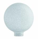 Glas Globe 80 Minihalogen Eiskristall klar