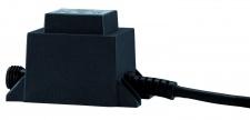 987.59 Paulmann Trafos LED Trafo IP44 6W 230/12V AC 6VA Schwarz