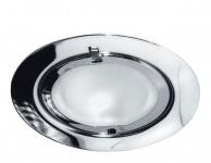 Möbel EBL Klipp Klapp max.20W 12V G4 72mm Chrom/Stahlblech/Glas