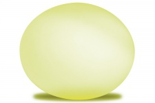 290.31 TIP Dekoleuchten TIP Mood Ball LED Tischleuchte max.2, 0W Multicolor 230V Glas