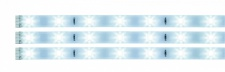 Function YourLED Strip Pack 3x97cm12V TageslichtWs 3x3, 12W DC Ws Kst