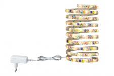 3638 Nice Price Party-LED Stripe 3m Set Pirate warmweiß
