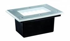 Special EBL Set Boden IP67 LED 2, 5W 6500K 230V 185x136mm Edelstahl/Metall