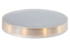 290.38 TIP Dekoleuchten TIP Smart LED Night-Disc Nachtlicht Titan/Amber inkl. Ladegerät Kunststoff