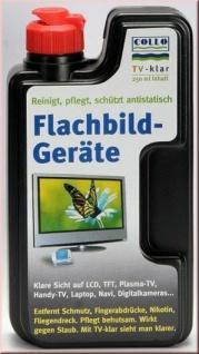 3x 250ml Bildschirm Reiniger + Microfaser Tuch für TFT LCD Monitor TV Display