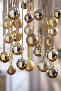 Weihnachtsdeko Gold.70er Christbaumkugel Gold Kugel Weihnachten Baum Tannen Schmuck Weihnachtsdeko