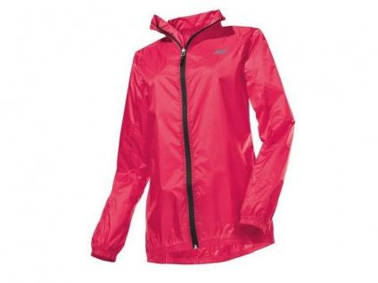 Damen Laufjacke pink, Gr. L, wind dicht, Sport Running Jogging Freizeit Jacke
