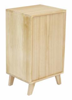 Kommode Pure Mittel Aus Holz Mit Schubladen Nacht Tisch Schrank