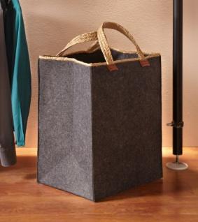 Wäschekorb 'Trend-Line? Wäsche Box Sammler Tonne Truhe Sortierer