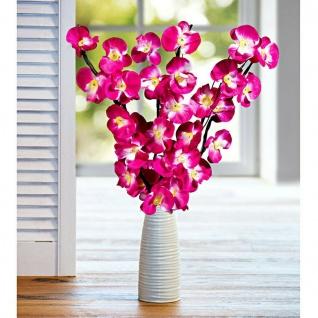 """Deko Zweige """" Kirschblüte"""" mit LED Beleuchtung, Kunst Textil Pflanze Ast Blüte"""
