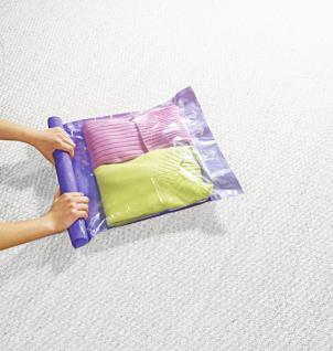 Aufbewahrung Kleidung 4x vakumm kleider sack vacuum hülle kleidung aufbewahrung beutel
