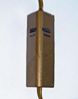 5x RELCO SCHNURDIMMER gold DIMMER mit ZULEITUNG 60 W - 160 W NEU KABELDIMMER