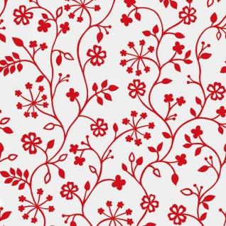 d-c-fix Static Dekor Folie Tord rot 90x150 Sicht Schutz Fenster Deko Folie