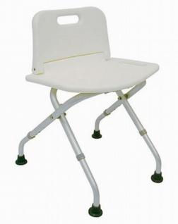 dmi duschsitz klappbar mit rckenlehne dusch hocker bad dusche stuhl sitz hilfe 1 - Sitz Stuhl Fur Dusche