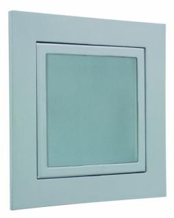 Paulmann 75320 Wand Einbau Leuchte 1x 20W Alu / weiß, Treppen Innen + Außen IP23