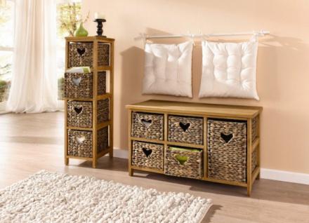 kommode mit k rben g nstig online kaufen bei yatego. Black Bedroom Furniture Sets. Home Design Ideas